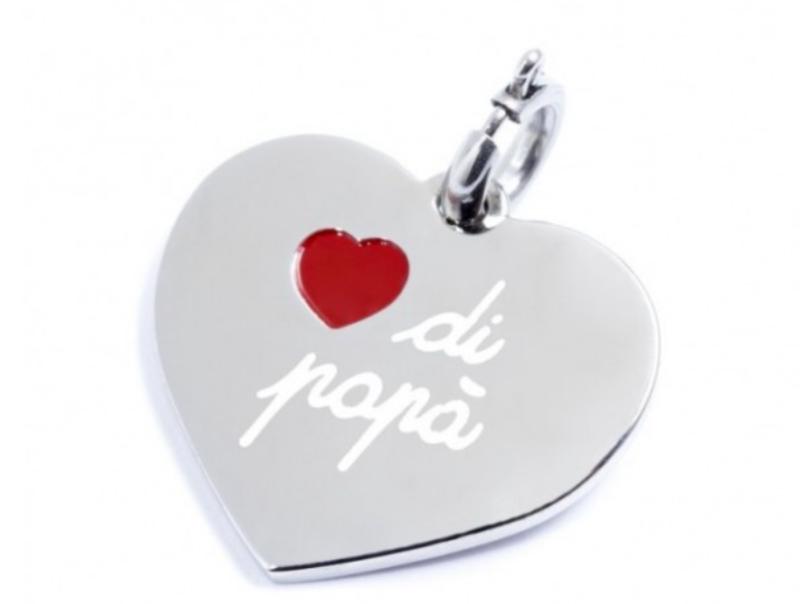 bracciale pandora cuore di papa